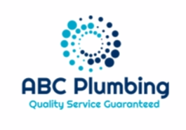 Plumber, Plumbers, ABC Plumbing and Roofing Logo